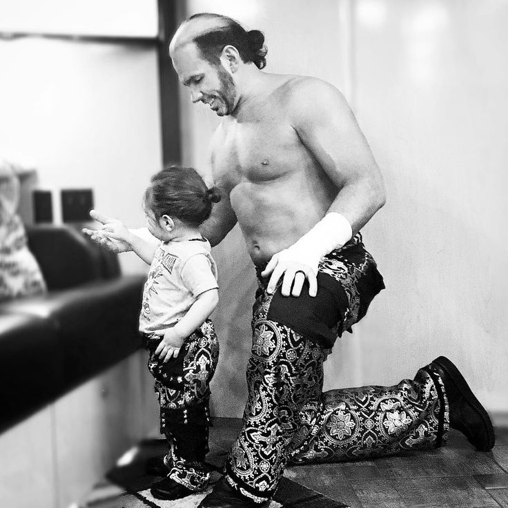 WWE Superstar Matt Hardy and his son Maxel before WrestleMania 33. Hardy and his wife Reby Sky Hardy (Rebecca Reyes Hardy) are expecting their second child in May 2017 #WWE #WrestleMania #wwecouples #HardyBoyz #welcomehome #deleted