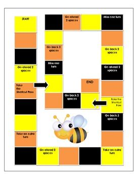 Busy Bees Synonym and Antonym Game