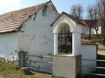 Kaplička na mostě, Ceprovice
