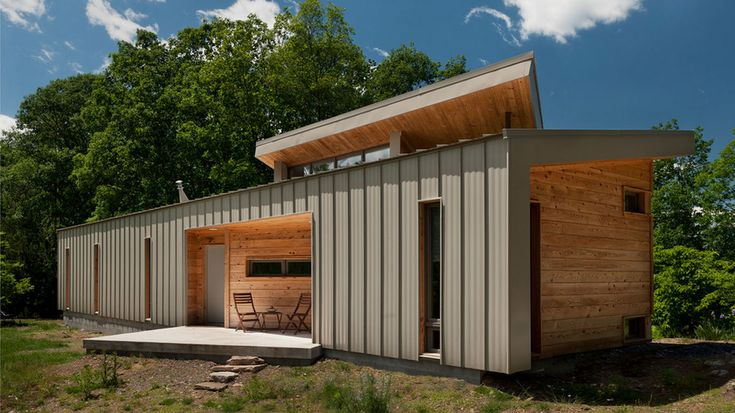 168 best images about small houses container homes on for Dogtrot modular homes