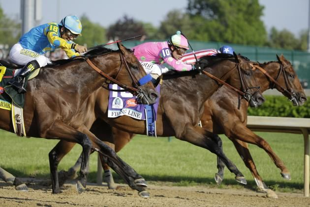 Preakness Odds 2015: Sleepers with Best Chance to Win Triple Crown's 2nd Leg