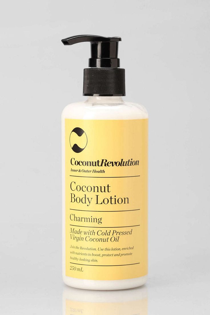 Coconut Revolution Body Lotion