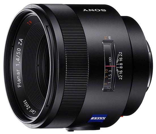 Sony 70-400mm f/4-5.6 G SSM II, DT 18-55mm f/3.5-5.6 SAM II and Carl Zeiss Planar T* 50mm f/1.4 ZA SSM lenses announced