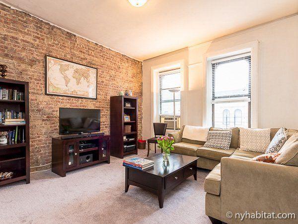 Drei Blocks Westlich Dieser Wohnung Befindet Sich Der Riverside Park Mit Seiner Schonen Kitchengarden Gardenflowe Rooms For Rent New York Apartment Apartment