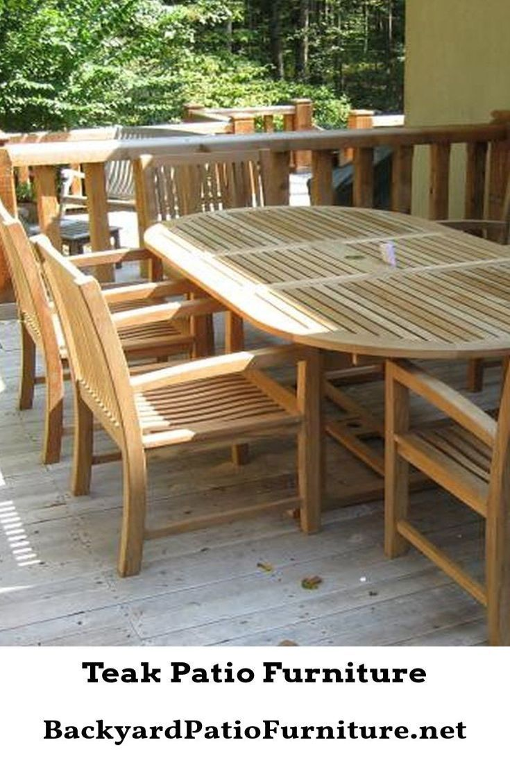 How To Restore Teak Wood Furniture Used Outdoor Furniture Teak Patio Furniture Teak Wood Furniture