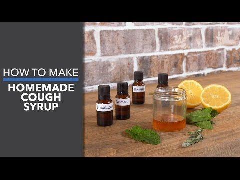 Homemade Cough Syrup- Dr. Axe