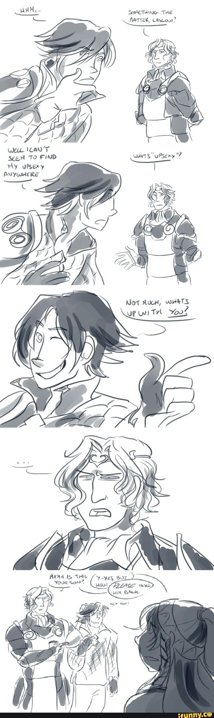 Fire Emblem Fates - Laslow BEING forward AGAIN. XD he sent him back to Olivia