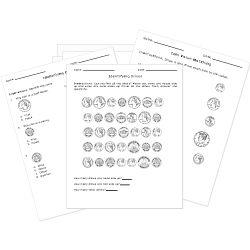 59 best images about free printable worksheets on pinterest place value worksheets money. Black Bedroom Furniture Sets. Home Design Ideas