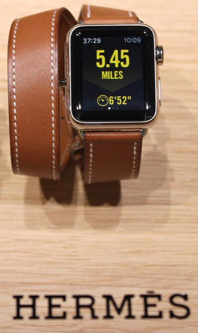 Will you be purchasing this new luxe Apple Watch band?