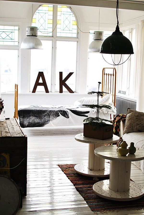 1007 best French Industrial Chic images on Pinterest | Center ...