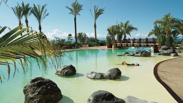 Have never heard of Tenerife, but am willing to throw all my Marriott points at a trip here!!