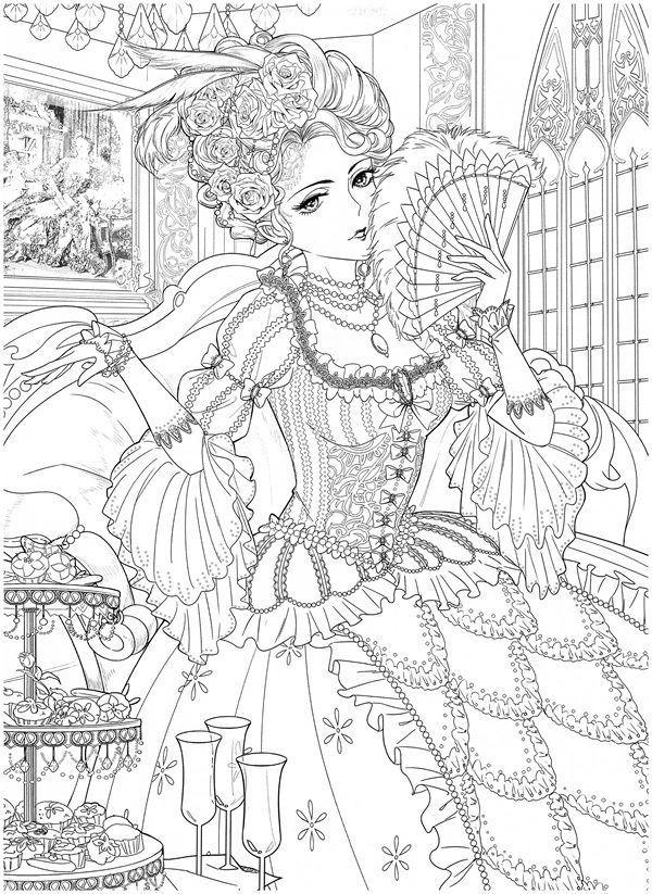 Download Masquerade Coloring Book In 2020 Coloring Book Art Cute Coloring Pages Coloring Books