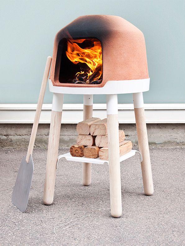 Mirko Ihrig - wood oven