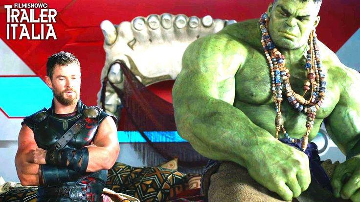 Nuovo secondo trailer ufficiale italiano di Thor: Ragnarok, film Marvel con Chris Hemsworth, Mark Ruffalo e Tom Hiddleston, diretto da Taika Waititi. La perfida Hela, tornata in libertà dopo millenni di prigionia, minaccia di scatenare la sua ira sul regno di Odino, e l'unico guerriero in grado di fermarla e scongiurare il Ragnarok è disarmato …