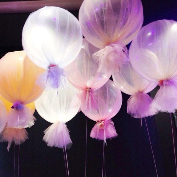 Globos en facil y sencilla decoracion baby shower ideas - Decoracion facil y barata ...