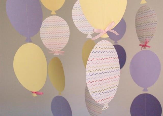 balloon garland.. so easy: Balloon Mobiles, Birthday Parties, Guest Tutorial, Cute Ideas, Parties Ideas, Balloon Garlands, Garlands Pretty, Diy Balloon, Baby Shower