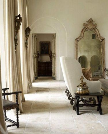 I'm crazy for this look.  Eleanor Cummings Interior Design :: Portfolio
