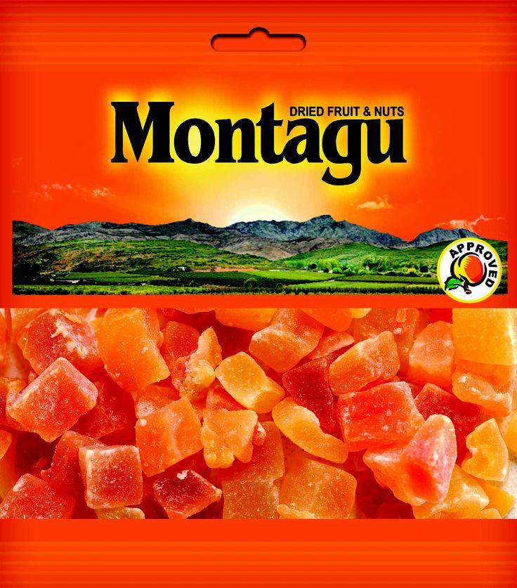 Montagu Dried Friut-PAPAYA DICED CUBES http://montagudriedfruit.co.za/mtc_stores.php