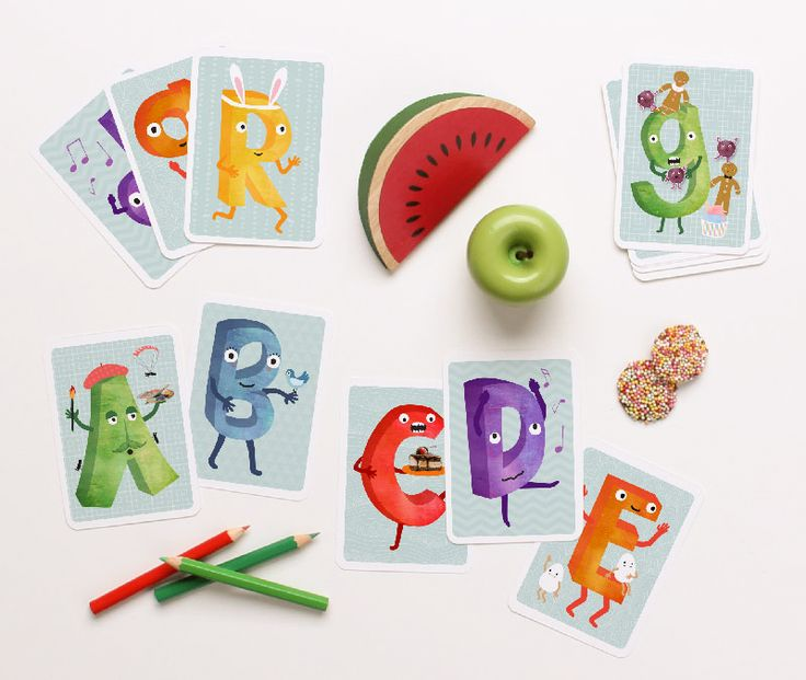 'The Amazing Alphabet' Personalized Book and Printables ~ Tinyme