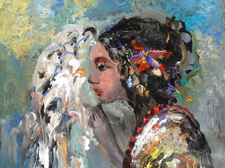 Mihai Teodor Olteanu, 1953   Impressionist painter   Tutt'Art@   Pittura * Scultura * Poesia * Musica  