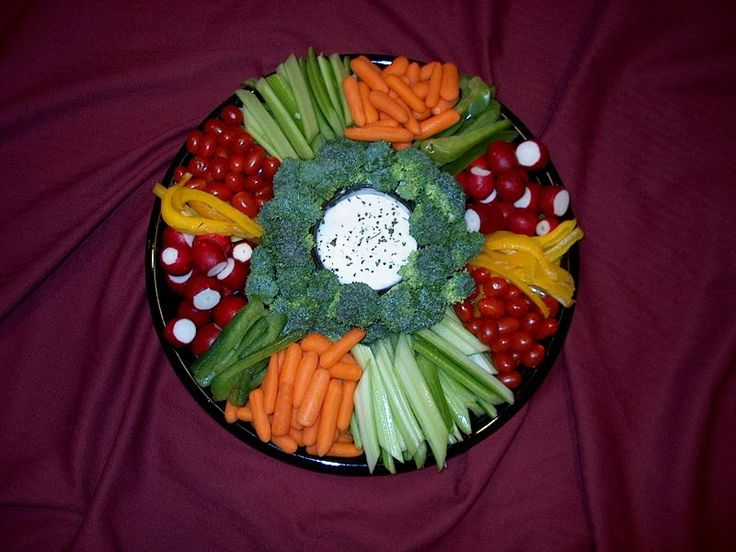 veggie party trays   Vegetable Tray