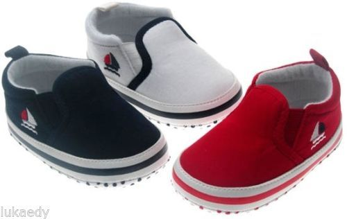 Chaussures Bebe Garcon Basket Rouge 3 6 Mois Neuf Chaussons Marin   eBay