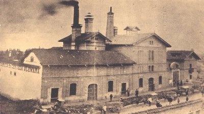1891, Cervecería de Leo Kopp y Parque Central Bavaria - Bogotá, Colombia