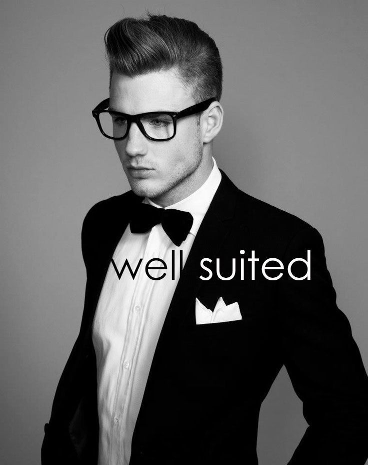 117 best images about SUITING!! on Pinterest | Bow ties, Suits and ...