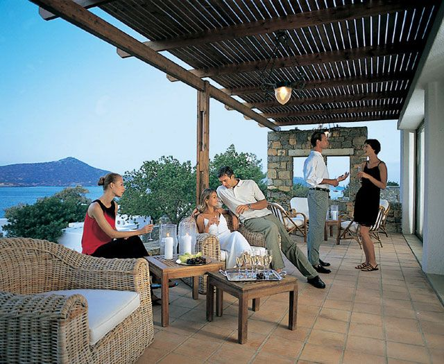 Dining : Lounges : #Lito #Lounge at #Elounda_Beach_Hotel #elounda #bars, #elounda #lounges