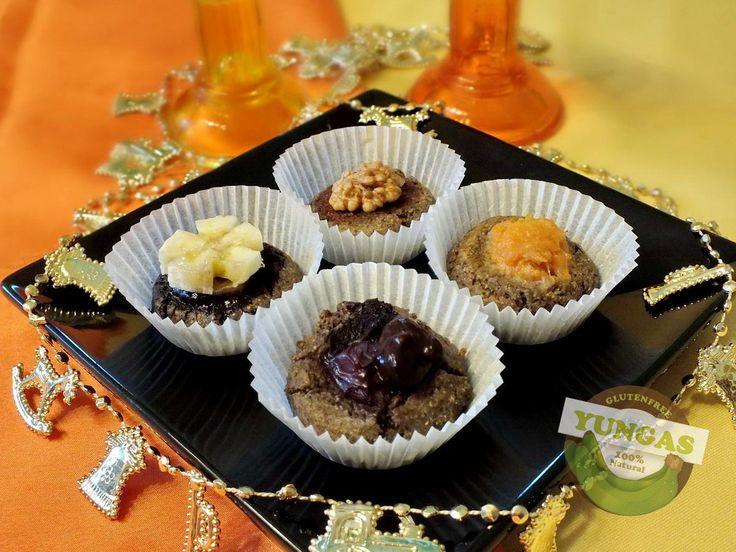 Zöldbanán-kekszek különböző ízekben!  http://glutenmentes-paleoliszt.hu/receptek/yungas-lekvaros-bananos-dios-izes-zoldbanan-kekszek