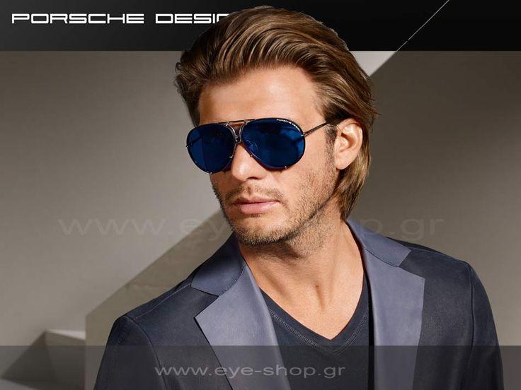 JUST Men's Lifestyle ™®: Sunglasses : Porsche Design's P'8478.