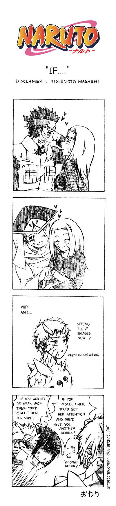 Naruto Doujinshi - If... by SmartChocoBear on DeviantArt