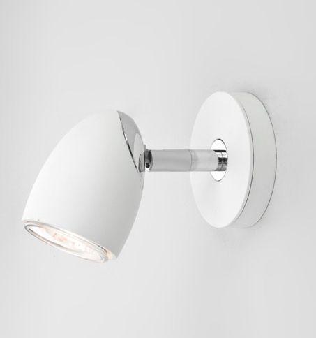 Crisp White Single Spot Light Adjule Lights Pinterest Lighting Spotlight And Ings