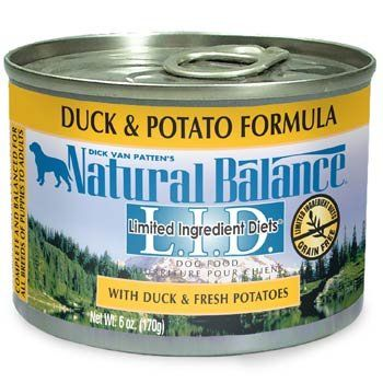 Natural Balance Limited Ingredient Diets Premium Duck  Potato Formula Canned Dog Food Case of 12 -- You can get more details by clicking on the image.