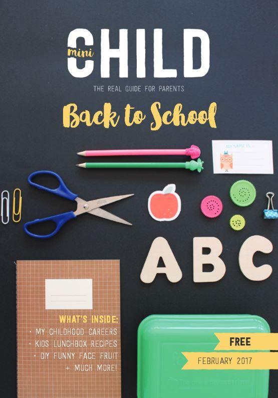 Free CHILD Back-to-school Mini Mag