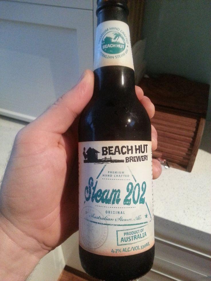Beach Hut Brewery Steam 202 Ale (Melbourne, Australia)