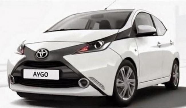 Ini Dia Tampang Toyota Aygo Terbaru Lebih Sangar - Vivaoto.com - Majalah Otomotif Online