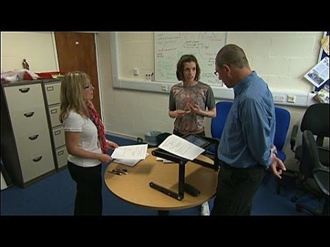 BBC Learning English: Video Words in the News: Active office (14 May 2014) - YouTube