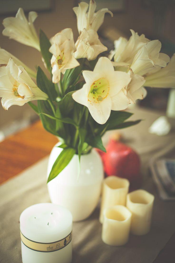 Sweet and dainty floral display at Glen Albyn Estate #glenalbynestate #wedding