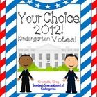 I created this pack to teach my students about the upcoming presidential election.  I teach my students that an election is a choice between two pe...
