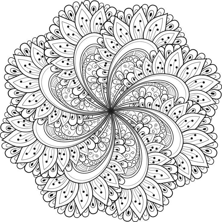 M s de 25 ideas incre bles sobre rifa para imprimir en for Cuadros mandalas feng shui decoracion mandalas