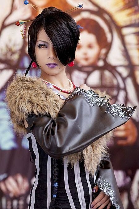 Final Fantasy Lulu Cosplay