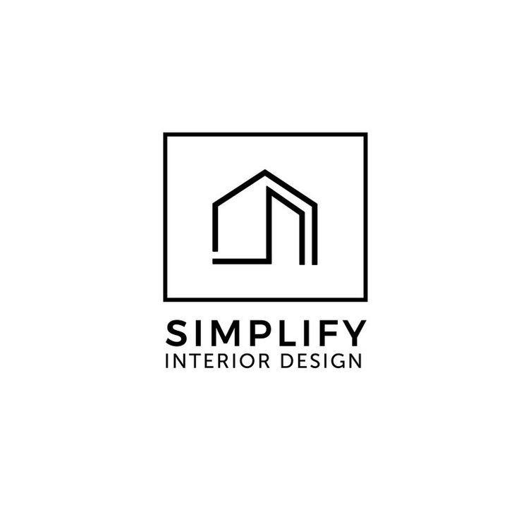 Simplify Premade Branding Kit Architecture Logo