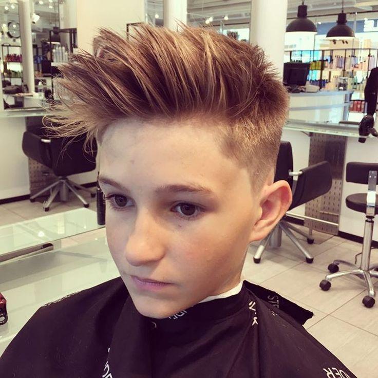 "815 Me gusta, 13 comentarios - hairdoctorulises@gmail.com (@ulisesworld) en Instagram: ""Kids with cool hairstyles 👏🙌 #ulisesworld #boyswillbeboys #boys #haircut #frisør #hairstyle…"""