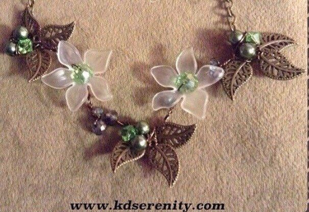 A personal favorite from my Etsy shop https://www.etsy.com/ca/listing/230538843/floral-vintage-look-bronze-choker-with