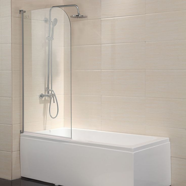 $60 on ebay   180 degree Pivot Radius, the screen can be rotated within 180 degrees. Easy to install, comes with clear installation manuals and fitting hardware. Shower Screen Seal is included. Universal Fittings, it can be fitted left or right hand side of your bath. | eBay!
