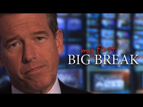 """I couldn't get hired. Nobody was digging it."" Brian Williams talks going bankrupt, maxing out his credit cards until he finally got his First Big Break."