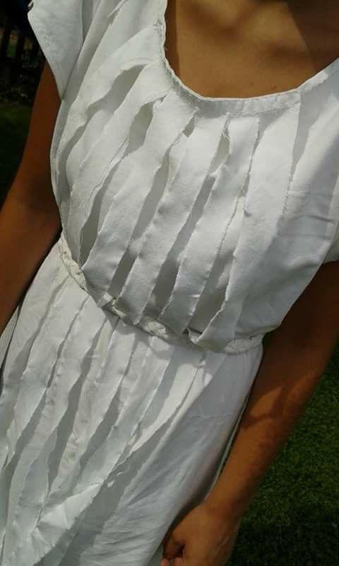 Vestito da romana