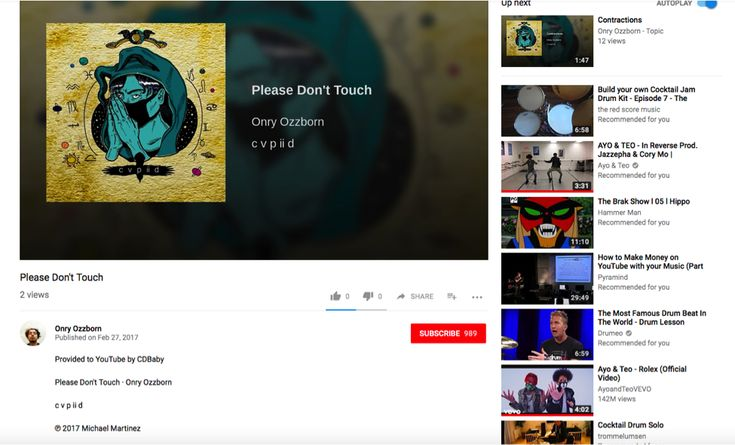 "YouTube and the ever-confusing world of Art Tracks - DIY Musician Blog  ||  What is an Art Track on YouTube? One of the most common areas of confusion among artists distributing their work on YouTube is Art Tracks. Who can view them? Who owns them? Where do they live? Can I see mine? Wait, do I need any Art Tracks? Let's start with a simple definition of ""Art ……"