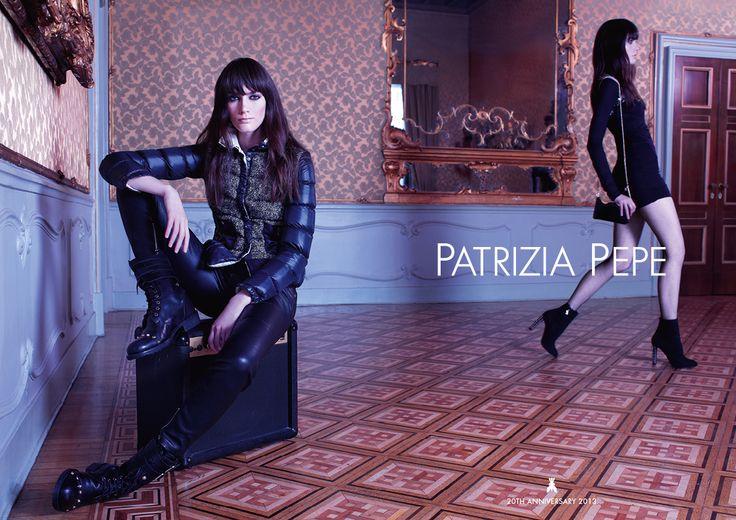 Pure Patrizia Pepe style... follow on http://patriziape.pe/ADVPinterest